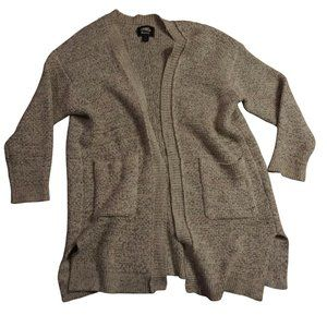Roots Chunky Knit Cardigan